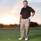Ed Bowe, resort golf pro