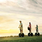 Three Segways
