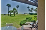 Oceanfront Villa Porch