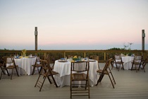Sandcastles Deck Outdoor Venue