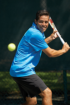Sal Barbaro, Assistant Director of Tennis