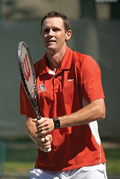 Scott Colebourne, Director of Tennis
