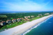 Aerial View of Villas of Amelia Island Plantation